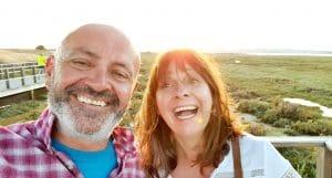 Us in Portugal! AnswerMyPhone.biz