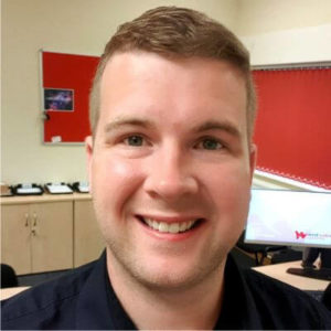 Anthony Crowdie - West Wales Systems